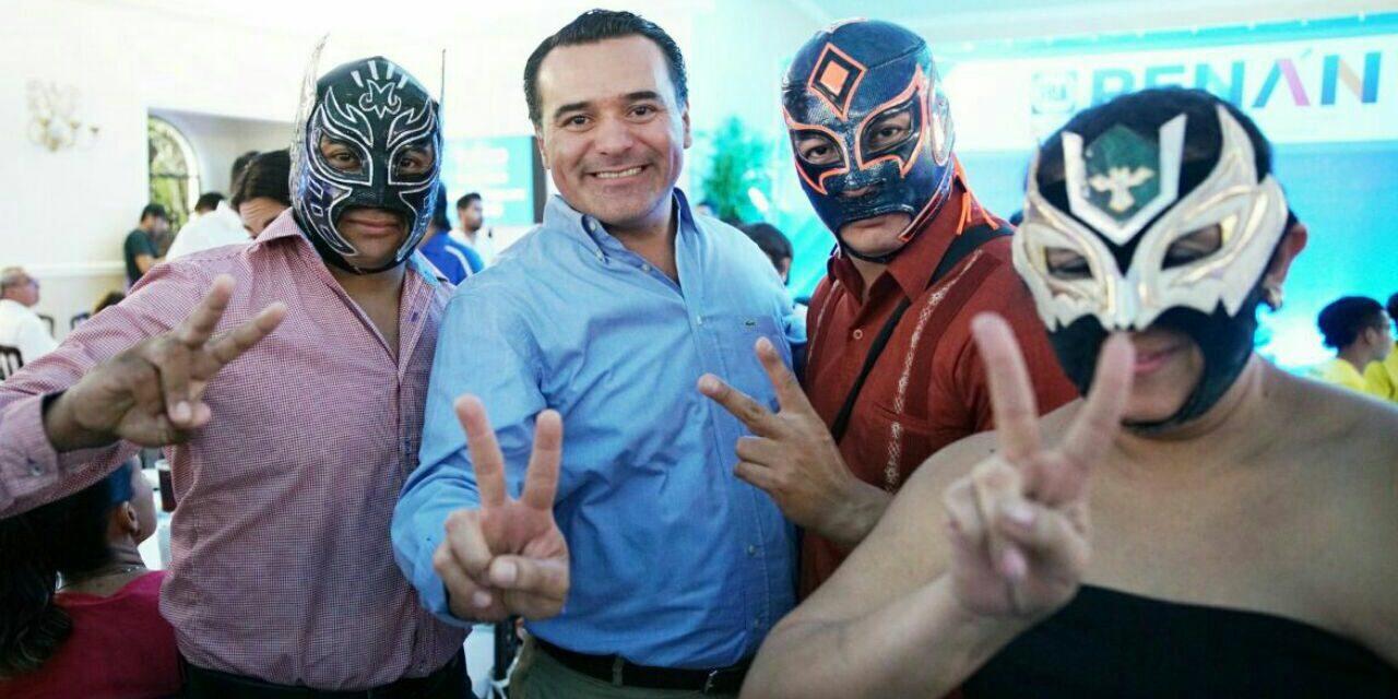 Fomentaremos como nunca el cuidado y la infraestructura deportiva: Renán Barrera