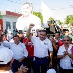 No más viejas fórmulas municipales de gobierno: Víctor Caballero