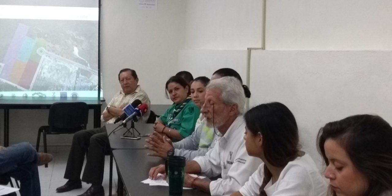 """Al rescate del parque """"Kai'lu'um"""" de Mérida, destruido por incendio"""