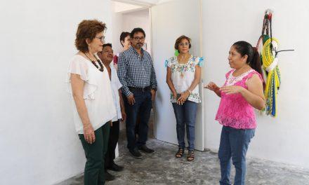 Más acciones en beneficio de comisarías del sur de Mérida