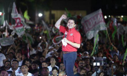 Votemos y ganemos por Yucatán: Sahuí
