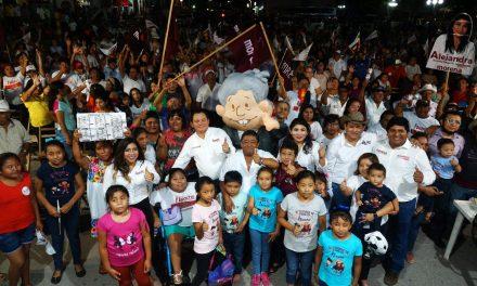 Combatiré frontalmente la corrupción. – Huacho Díaz Mena