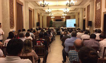 """Presentan en Mérida """"Agenda Ambiental"""" de Morena-PT-PES"""