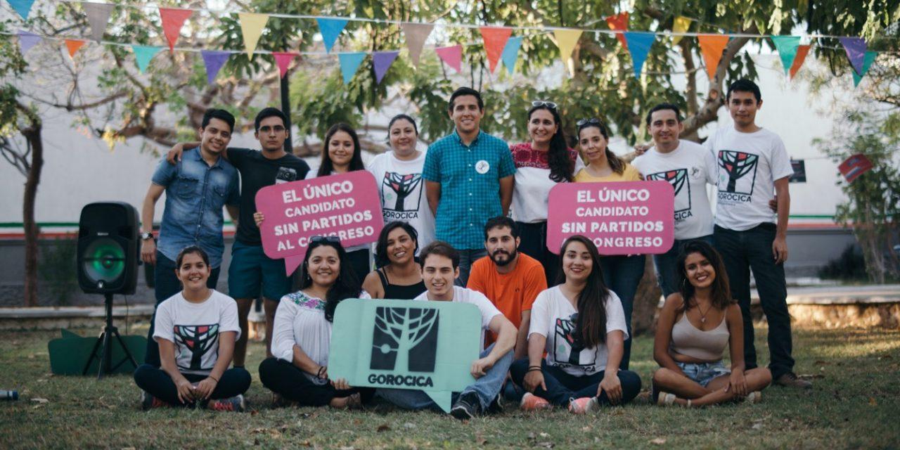 Adrián Gorocica presenta El Programa de las Personas, agenda de propuestas para el Congreso de Yucatán