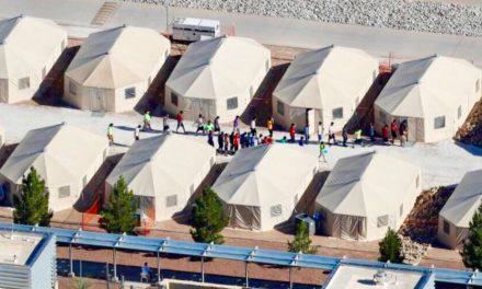 Ola de indignación por separación de niños de padres migrantes en EU