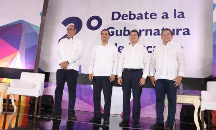 Candidatos a la Gubernatura de Yucatán: ¿Por qué votar por ellos?