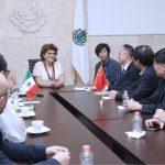 Funcionarios y empresarios de región de China visitan Mérida