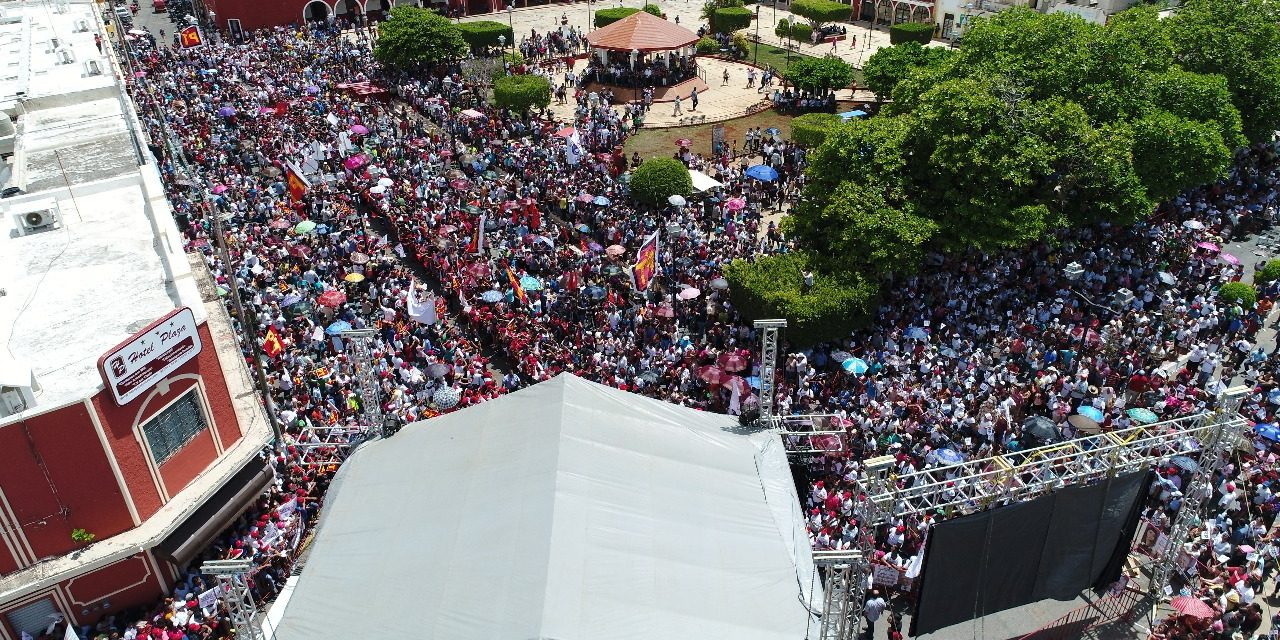 """""""Huacho"""", listo para rebasar y ganar la Gubernatura de Yucatán"""