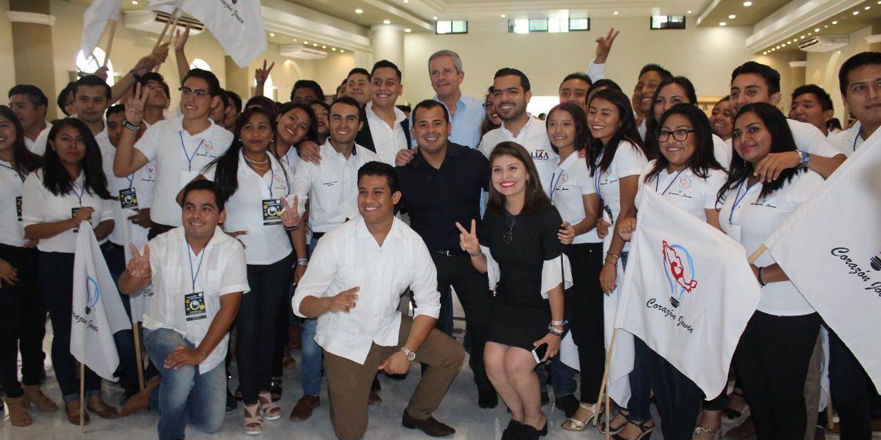 Respalda dirigencia panista posición de Anaya contra Peña Nieto