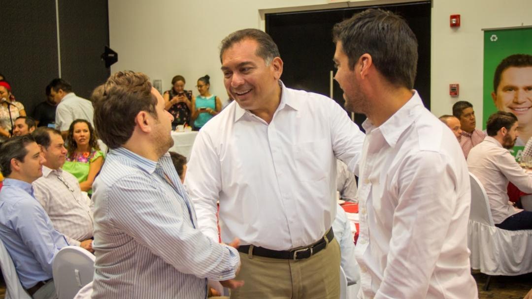 Mérida será base de la cultura anticorrupción: Víctor Caballero Durán