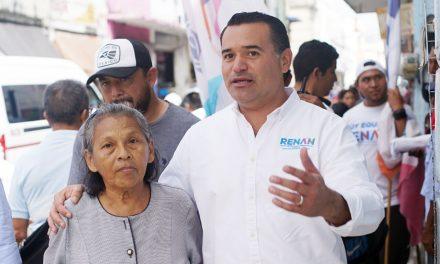 Difunde Renán Barrera propuesta de 'Gran Pulmón de Mérida'