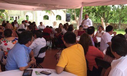 Lo que está en juego en estas elecciones es el futuro de Yucatán, señala Ramírez Marín