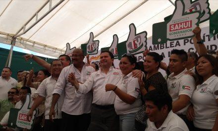 'Pepe Meade no está derrotado'.- René Juárez, al desestimar encuestas