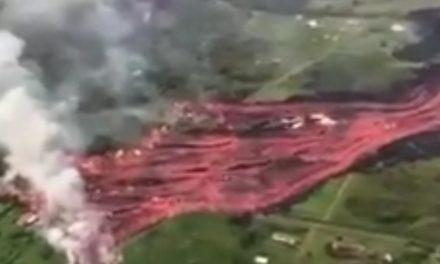 Volcán de Fuego deja estela de muerte y afectados (video)