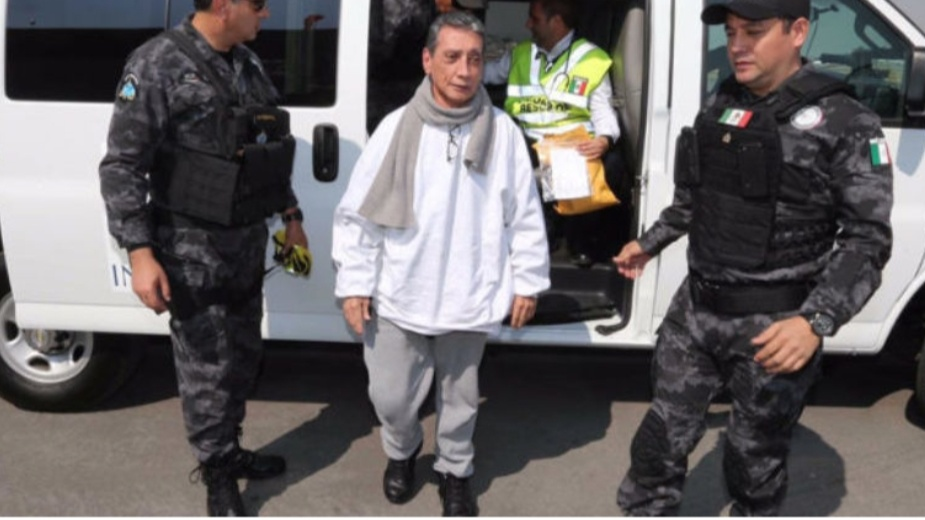Regresa Mario Villanueva a Chetumal