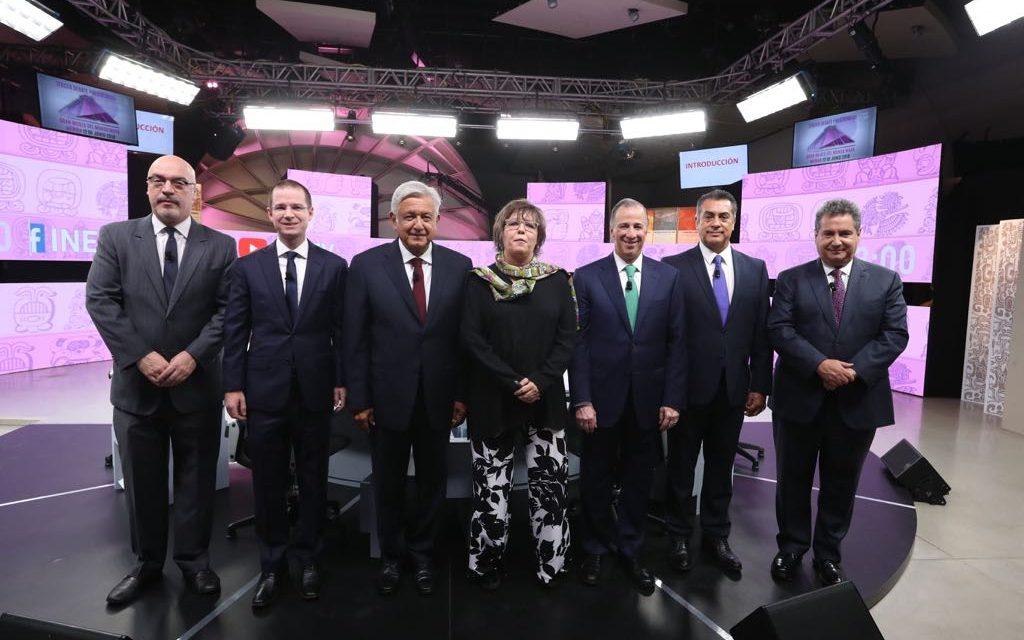 Tercer debate de presidenciables: Echan resto y esperan voto