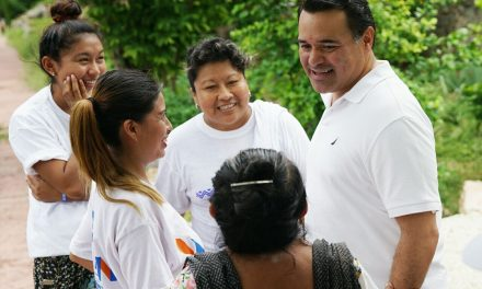 Trabajaremos por las familias meridanas: Renán Barrera
