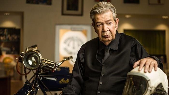 Fallece Richard Harrison, 'El Viejo' de 'El precio de la historia'