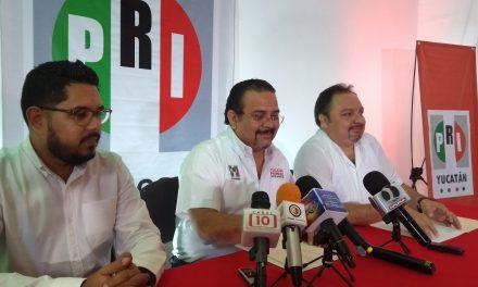 """Contraataca PRI-Yucatán: """"burdo montaje"""" el audio del PAN"""