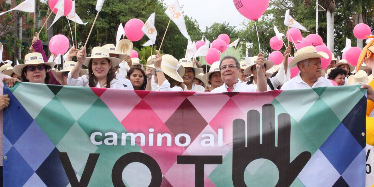 Invitación a fiesta cívica este domingo: todo listo para elecciones en Yucatán