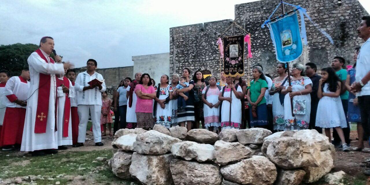 Comunidad de Kimbilá: celebración y bendición