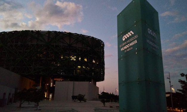 No es broma: tendrá 3er Debate Presidencial 'museo' y placa en Yucatán (video)