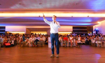 '¡Convenzan a sus familiares y amigos!', grito desesperado de Anaya en Yucatán (video)