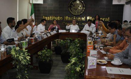 Pide INE a ciudadanía acudir a votar en libertad el próximo 1 de julio