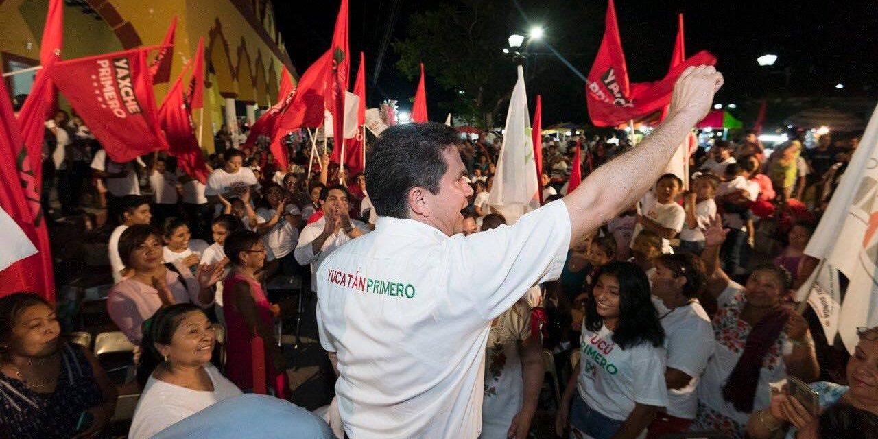 Elección en Yucatán, 'un volado entre 3' (video)