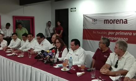 Morena: implacable con Anaya, dúctil con Peña