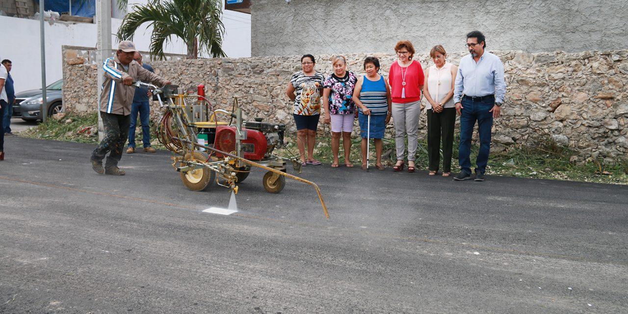 Más vialidades de calidad en los cuatro puntos cardinales de Mérida