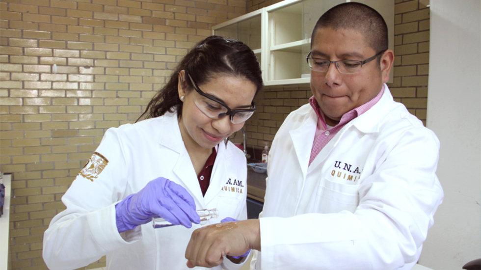 Investigadores mexicanos desarrollan hidrogel para tratar cicatrices