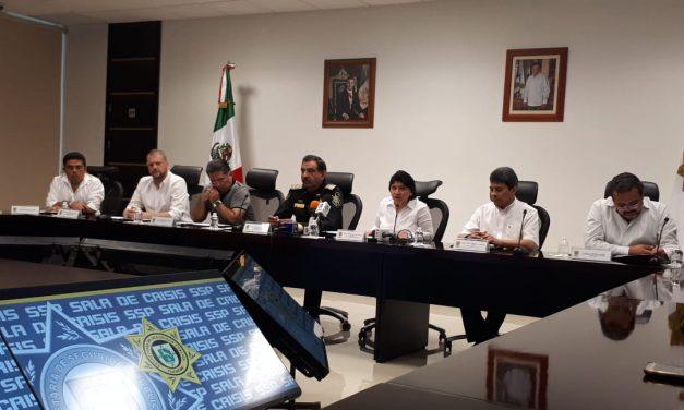Firman 7 partidos pacto de no agresión política en Yucatán; PAN y MC se niegan