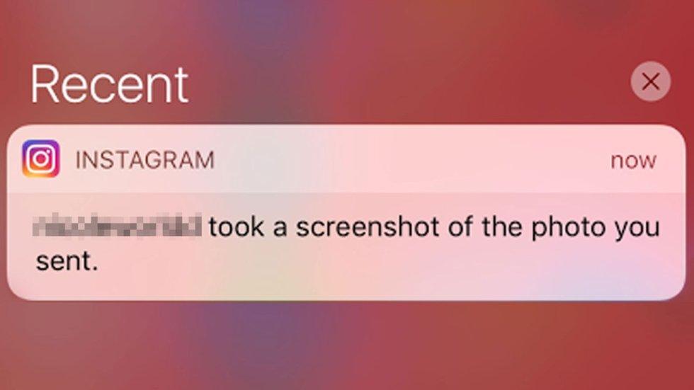 Instagram ya no te avisará si toman 'screenshots' de tus historias