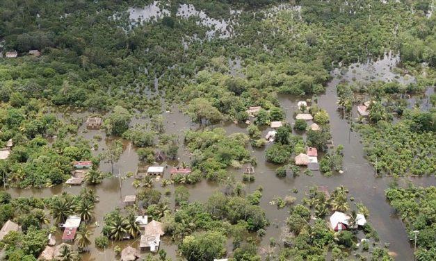 Vuelve el calor, pero 2 ondas tropicales traen más lluvia a la Península de Yucatán