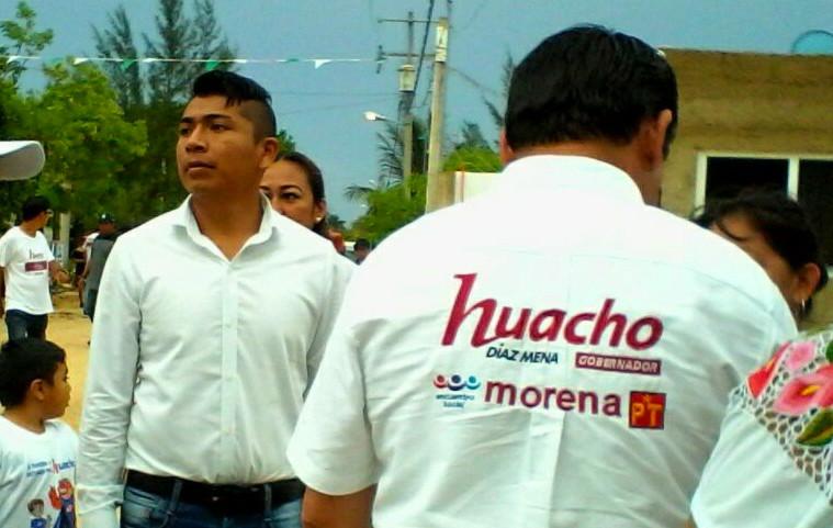 Denuncia amenazas telefónicas candidato de Morena, en Yucatán (video)