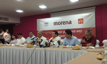 Expanistas de Margarita Zavala se van con 'Huacho', en Yucatán (video)