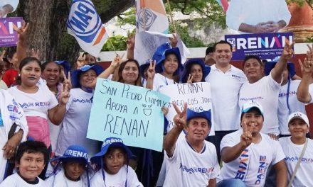 Defenderemos Mérida del PRI.- Renán Barrera