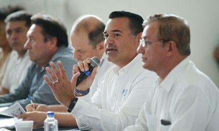 Promoción permanente de Mérida para aumentar desarrollo económico de los meridanos: Renán Barrera