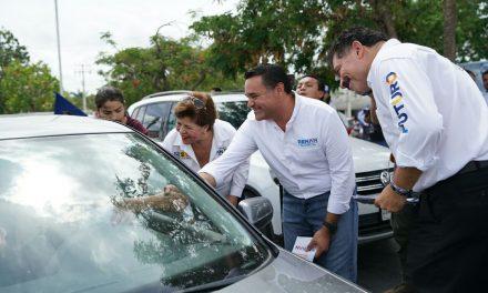 Seguiremos siendo ejemplo de gestión: Renán Barrera