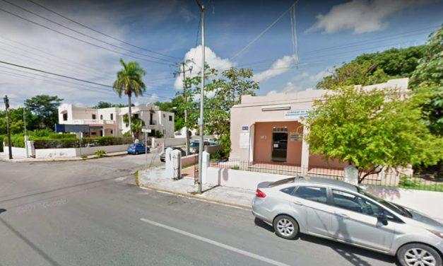 Roban en oficina de Gobierno, a media cuadra del Consulado de EE UU, en Mérida