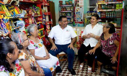 Desarrollo económico con justicia social para el sur de Mérida: Víctor Caballero