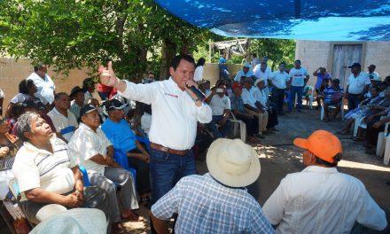 Ejidatarios confían que con Huacho resurgirá el campo