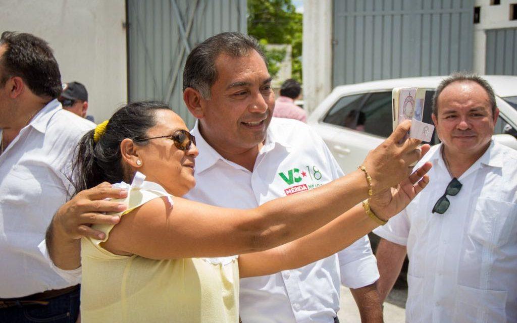 Mérida ya no puede esperar más: Caballero Durán