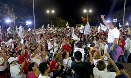El domingo triunfará voto razonado a favor de una Mérida Mejor: Caballero Durán