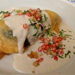 Vuelven los Chiles en Nogada, platillo mexicano de temporada