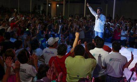 Pedro Joaquín gana Cozumel