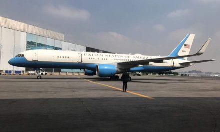 Llega a México delegación de EU para encuentro con AMLO