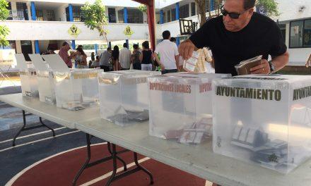 PRI, mayoría en Congreso yucateco; PAN y Morena, ciudades grandes
