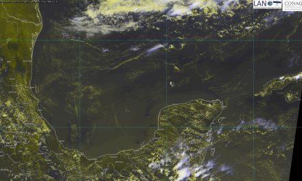 Aprieta más el calor en Península de Yucatán